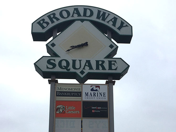 Main Photo For Broadway Square Shopping Center