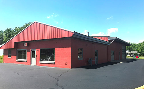 Main Photo For Excellent East Menomonie Commercial Bldg.