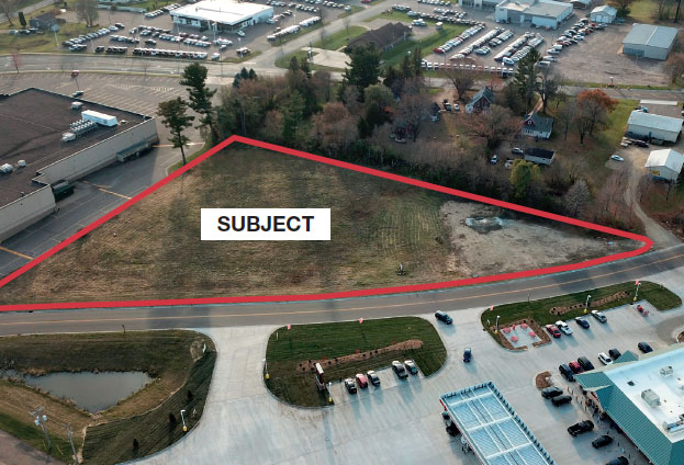 Main Photo For Vacant Land or Build-to-Suit Opportunity